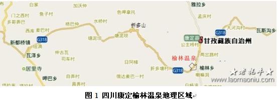 塔公草原距康定城110公里,自康定沿川藏线西行,翻越折多山,过新都桥后