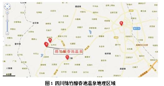 四川山茂县地图